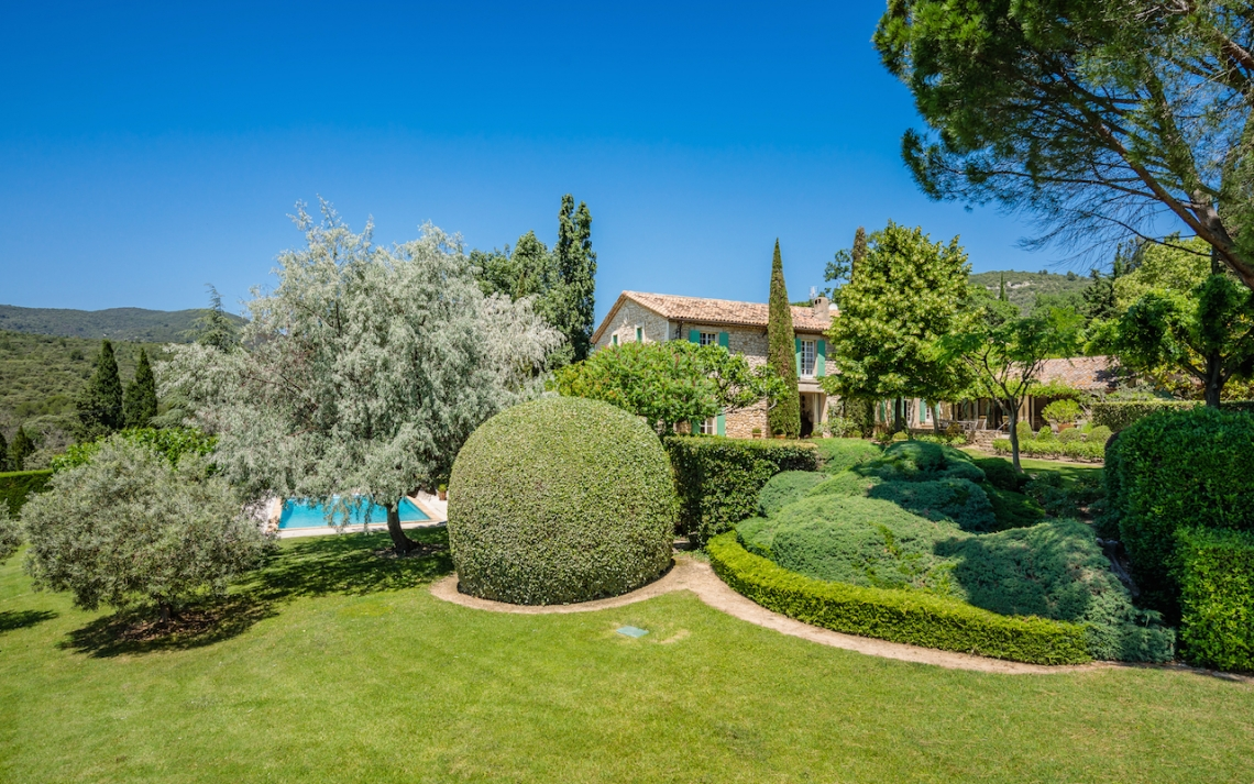 Exceptional estate in Lourmarin, Luberon