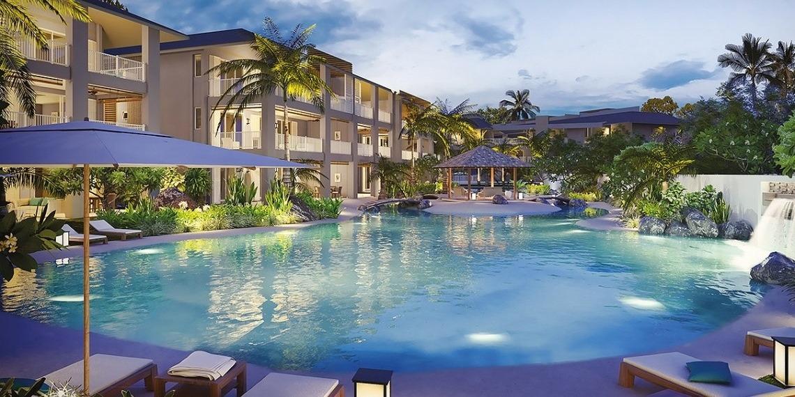 KI Residences appartements de luxe Péreybère à l'Ile Maurice
