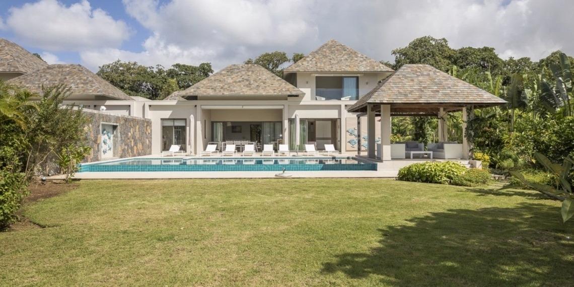 Villa Anahita Fairways à l'Ile Maurice