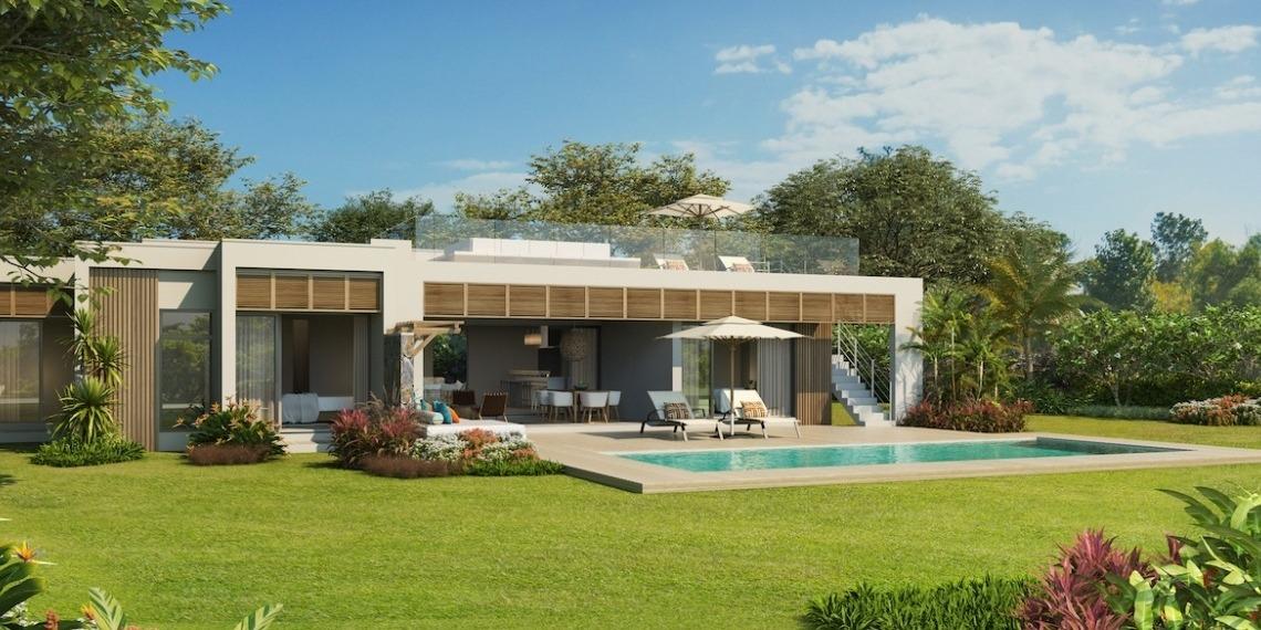 Villas Horizon Anahita à l'Ile Maurice