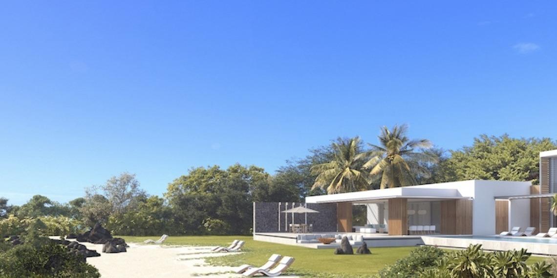 Villas Premium Anahita à l'Ile Maurice