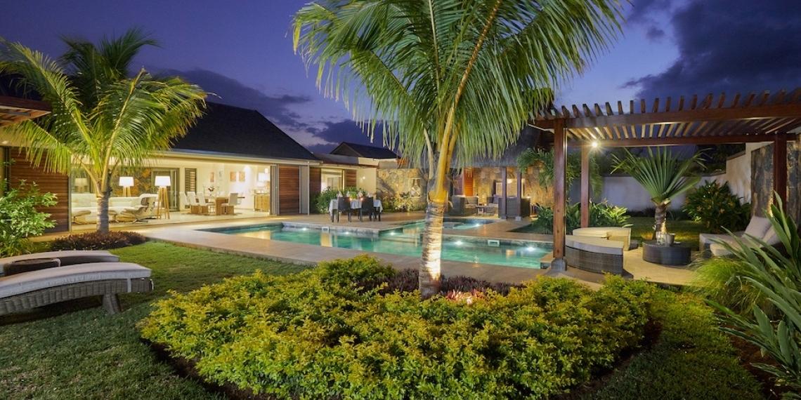 Villas RES Clos du Littoral Grand Baie à l'Ile Maurice