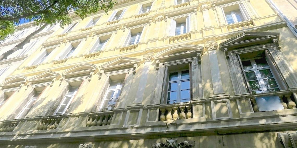 appartement bourgeois dans le 6ème arrondissement de Marseille