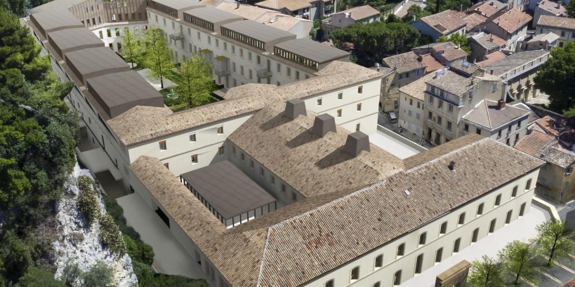 Appartements Avignon Rénovation Cour des Doms Loi Malraux