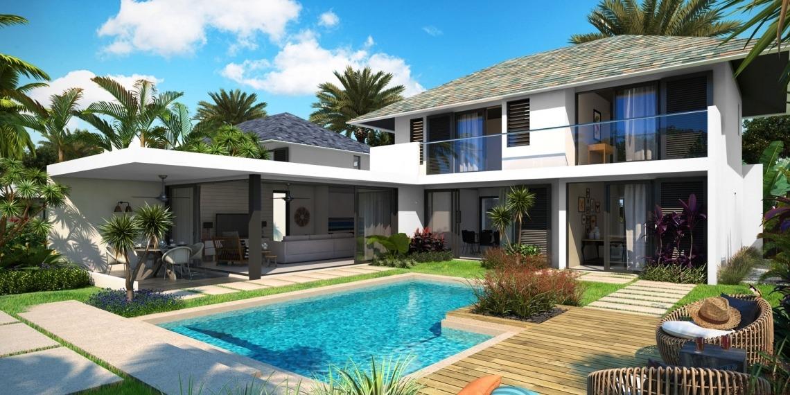 Marguery Exclusive Villas RES Rivière Noire à l'Ile Maurice